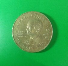 Papal Visit 1995 Coin Medal Philippines