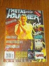 METAL HAMMER VOL 5 #25 BRITISH MAGAZINE 3 - 16 DECEMBER 1990^