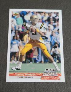 1992 Upper Deck Gold #G9 Tommy Maddox RC