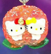 Hello Kitty X Kamakura Cherry Blossom Swarovski Elements Crystal Japan Charm