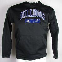 NCAA Bulldogs Men's adidas Climawarm Pullover Hoodie