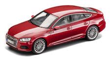 Audi A5 Sportback Modellauto 1:43 Matadorrot Modell 2017 Spark - 5011605032