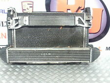 MERCEDES B CLASS RADIATOR PACK FROM 2006 W245 B180 CDI WITH INTERCOOLER