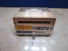 GOULD MODICON ANALOG OUTPUT UNIT B572 010 0-10V A0948040 CNC