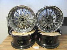 CERCHI IN LEGA 4x 19 pollici ORIGINALE Bellini 9,5x19 et 25 foro circolare 5x120 per BMW