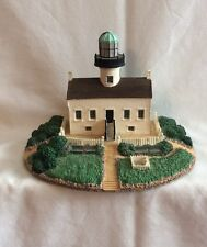 The Danbury Mint - Old Point Loma Lighthouse Figurine