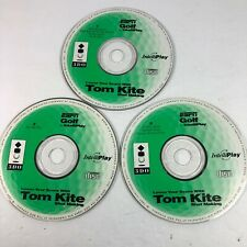 NICE ESPN Golf Lower Your Score Tom Kite (3DO, 1994) Disc Only Tested Working