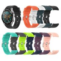 22mm Watch Band Silikon Armband For Huawei Watch GT / Active / Honor Magic