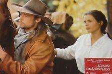 LEGENDS OF THE FALL - Lobby Cards Set - Brad Pitt, Anthony Hopkins, Julia Ormond