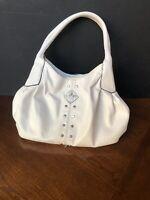 simply vera wang purse white handbag