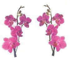 ~ Photoessence Orchid Flower Garden Pretty Arrangement Mrs Grossman Stickers ~
