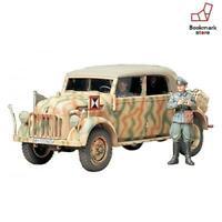 Tamiya 1/35 No.235 German Army large military commander cars command Volkswagen
