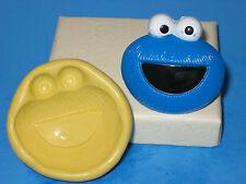 Cookie Monster Silicone Push Mold Sesame Street A428 Cake Topper Fondant Wax