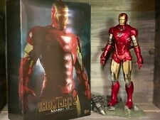Hot Toys - Iron Man 2, Mark 6 MK VI - 1/6 Scale - MMS132