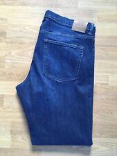 Men's GANT Zip Fly Slim Leg Blue Jeans Size W40 L34