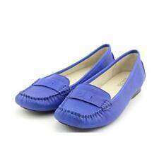 Zapatos planos de mujer azul Michael Kors