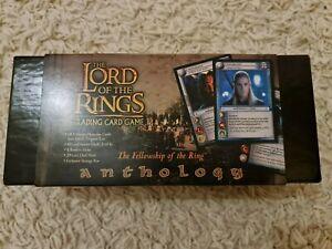 LORD OF THE RINGS TCG FELLOWSHIP ANTHOLOGY 18 CARD TENGWAR SET
