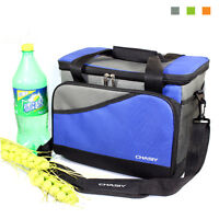 New Large Capacity Fully Insulated Picnic Bags Practical Cooler Bag Camping TOTE