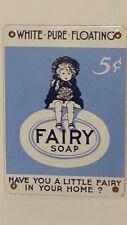 Porcelain sign - Fairy Soap