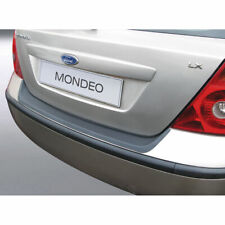 RGM Black Rear Bumper Guard For Ford Mondeo Mk3 2000 - 2007