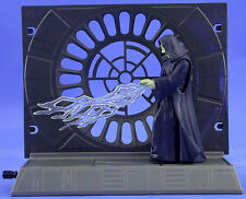 STAR WARS ELECTRONIC POWER F/X POTF DELUXE LOOSE RARE EMPEROR PALPATINE. C-10+