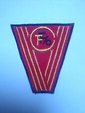 ORIG. Patch emblema ask hacia adelante Frankfurt/S máximos DDR Liga Patch logotipo victoria