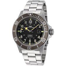 Glycine Men's 3908.191AT.GD1.MB Combat Sub Automatic 42mm GL0076 Wrist Watch