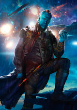 Guardians of the Galaxy II H A1 Poster Print