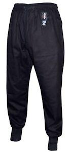Cimac Kung Fu Pants Cuffed Trousers Black Tai Chi Adult Martial Arts JKD Jeet