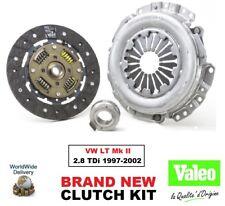 VALEO Kit De Embrague Para VW LT Mk II 2.8 TDI 1997-2002 240 mm Dia 26 dientes 3 piezas