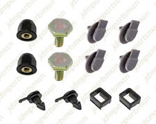 Mini R50 R52 R53 Cooper 02-08 Wheel Arch Trim - Front Clips Nuts Screw 12PC Kit