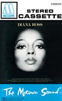 Diana Ross • Diana Ross •• CASSETTE TAPE •• 1976 Motown Records •• NEW ••