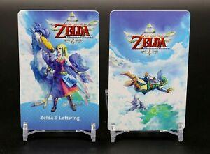 The Legend Of Zelda Loftwing Skyward Sword NFC Card Tag amiibo Highend Glossy US