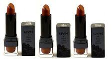 NYX Black Label Lipstick BLL148 Mahogany 3 Pack