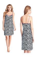 Marks and spencers Wild & Gorgeous Night Dress Chemise Zebra Print 10uk, 38 eur