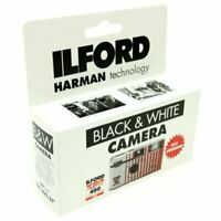 Ilford XP2 Super Single Use Camera with Flash 27 Exposures black and white fil