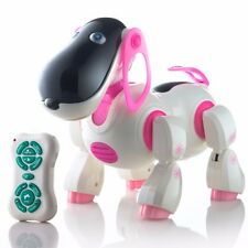 Intelligent Robot Dog Voice Recognition Touch Control Singing Walking Toy New