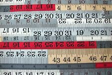 Oddies 100% algodón popelín Patchwork, Quilting, Tela Cinta medidas (por 0,5 m)