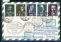 58297) LH FF München - Lugano Schweiz 30.3.92, Karte ab Malta
