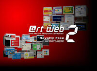 ART WEB WEBPROJEKT 200 Homepage Vorlagen Websites Template TEMPLATES MRR ARTWEB