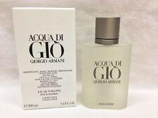 New*TESTER*Box - ACQUA DI GIO By GIORGIO ARMANI Cologne For MEN 3.4 OZ edt Spray