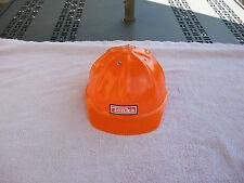 Tonka Toys Orange Construction Helmet~By Hasbro 2003