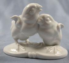 Kücken figur porzellan porzellanfigur tierfigur hühner küken rosenthal elster