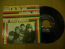 "THE EASYBEATS""WHO'LL BE THE ONE-disco 45 giri UA It  1968"""