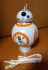 STAR WARS  BB8 Popcorn Bucket with Strap STAR TOURS TOKYO Disneyland Japan