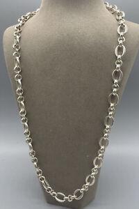 Wunderschöne Thomas Sabo 925er Silber Halskette   145,2 Gramm