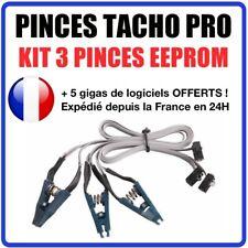 Kit de 2 Pinces ST01 DIGIPROG TACHO PRO EEPROM DIGIPROG ST01 PRO CLIPS
