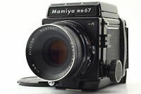 [MINT] Mamiya RB67 Pro S Grid Screen w/ Sekor C 127mm f/3.8 Lens 120/220 JAPAN