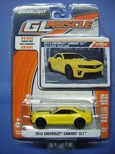GREENLIGHT GLmuscle CARS SERIES 13 2013 CHEVROLET CAMARO ZL1