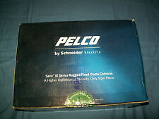 NEW* Pelco IES0DN12-1 Sarix IE Fixed Outdoor Dome Std Def VD2.8-12MM